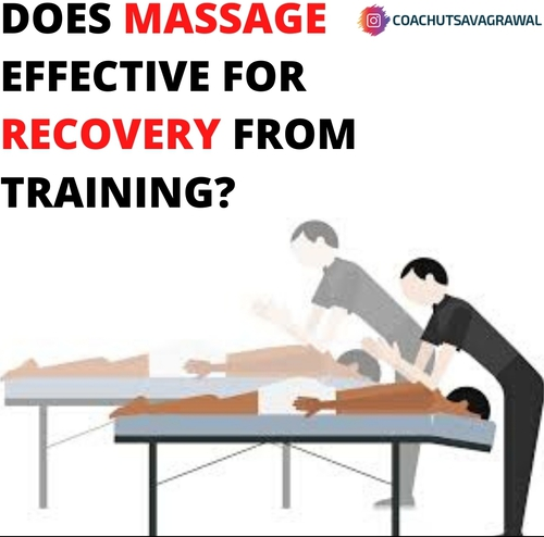 MASSAGE FOR RECOVERY