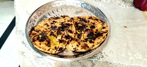 Chicken kulcha - Quantified