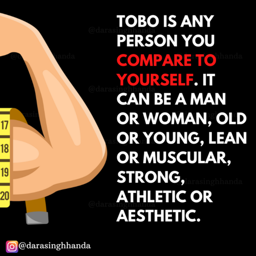 Can you gain muscle/ lose fat like TOBO?
