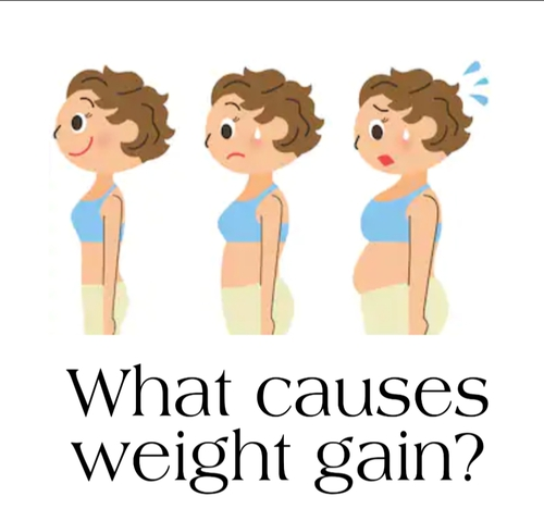 Some myths about gaining weight!