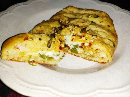 Cheese Burst Garlic bread