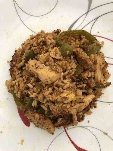 indi-Chinese fried rice