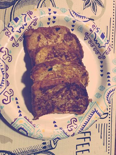 French toast with buttermilk