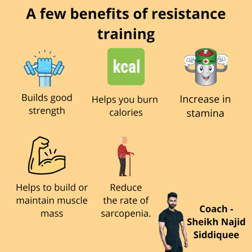 Check why you should do resistance training