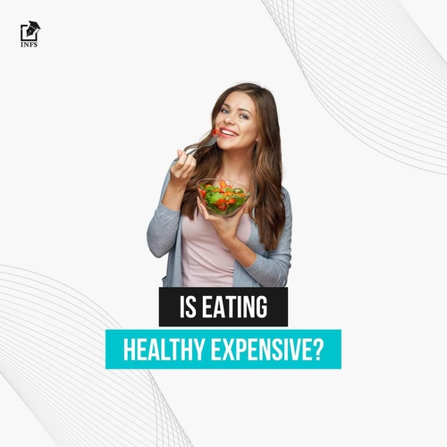 Is eating healthy expensive?