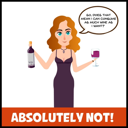 Is Wine Healthy for you?