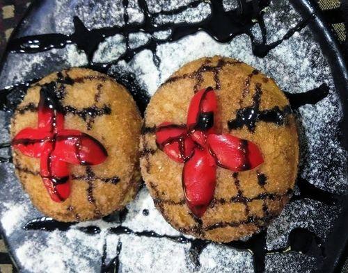 Oats Almond Cookies