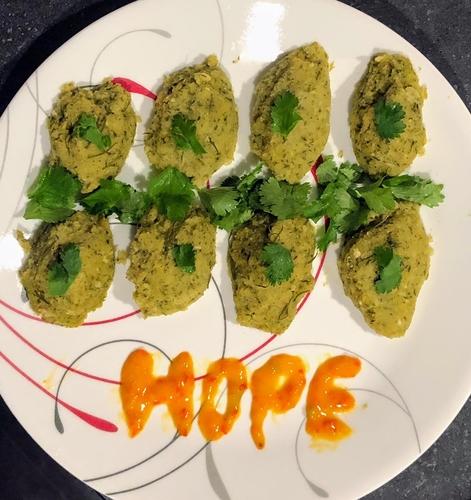 Paneer Dal ( Protein Pack) Dumplings