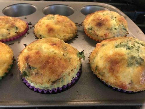 Egg muffin - easy breakfast