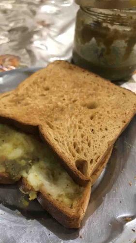 green sandwich  #nutrition