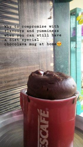 peanut butter chocolava cake