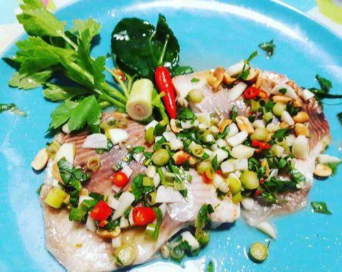 Thai Lemon Fish