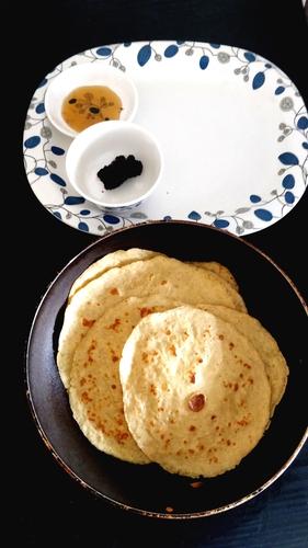Homemade Easy Protien Pancake