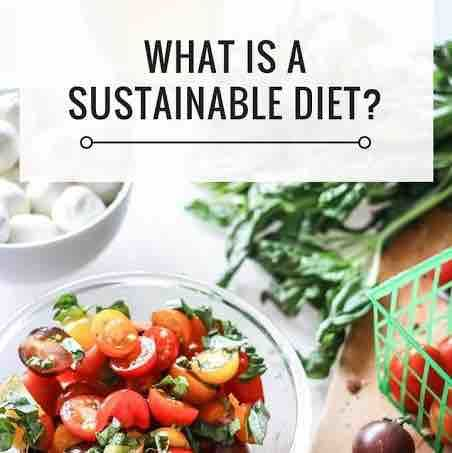 ** DIET SUSTAINABILITY ** =====================