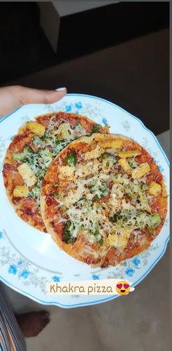 khakra pizza