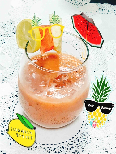 Watermelon Pineapple Punch