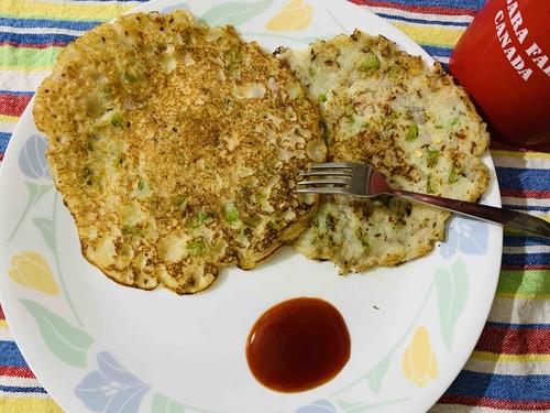 Suji pancake 🥞