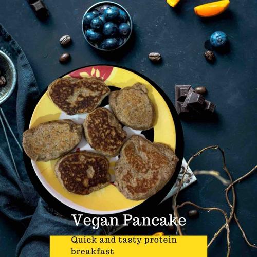 Vegan Protein Pancake