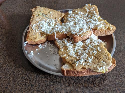 Moong Dal Bread