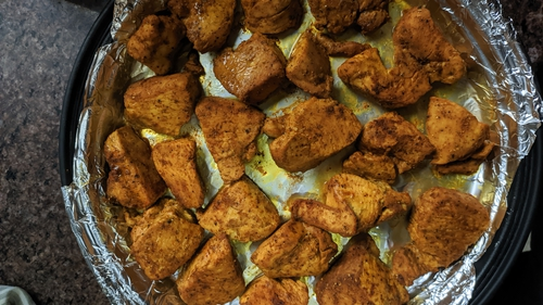 Juicy Grilled chicken