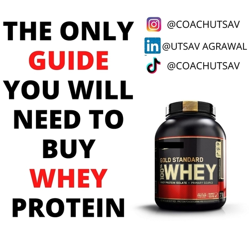THE ONLY GUIDE YOU WILL NEED TO BUY WHEY PROTEIN