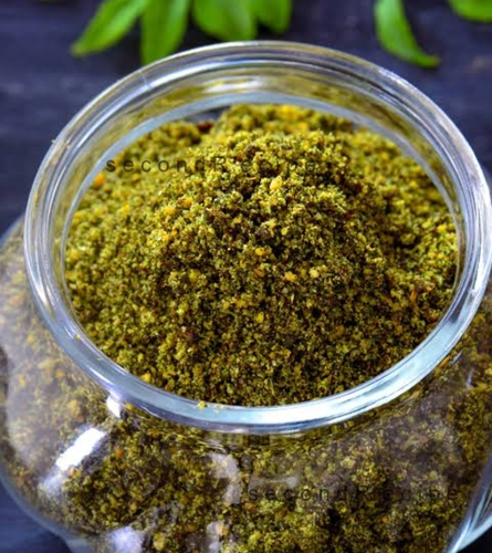 How to make Curry Leaves Powder / Podi? 😍❤️  #quantifiedfood #coachlife #mentor #coaching #recipe #curryleaf #southindianfood #diet #nutrition #calories #macros