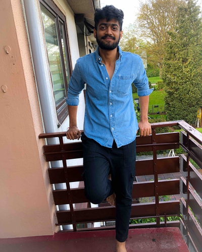 Rishabh Haria