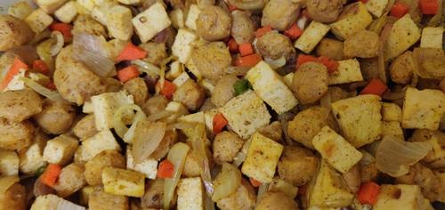 Tofu & Soya Quick Bites