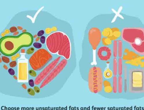 Reduce bodyfat by consuming the right fats!