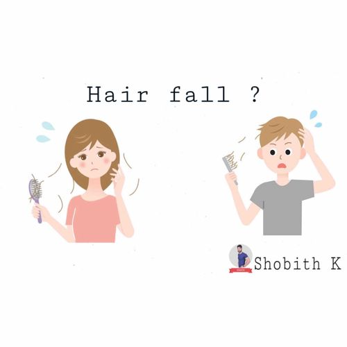Hair fall 🤦🏽‍♂️ Causes and prevention !!
