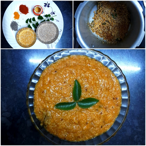 Quinoa Moong Khichdi
