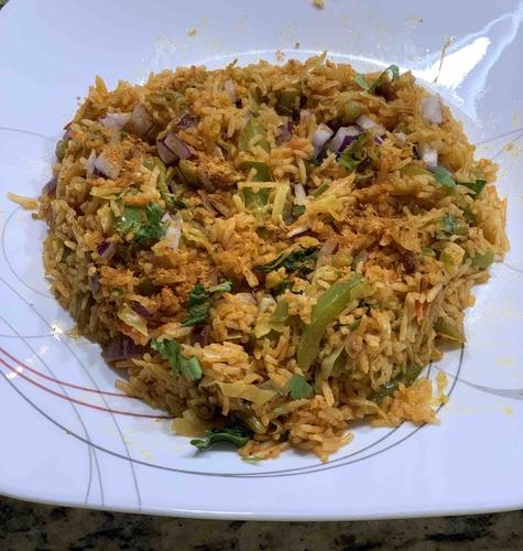 Tawa Rice Amchi Style