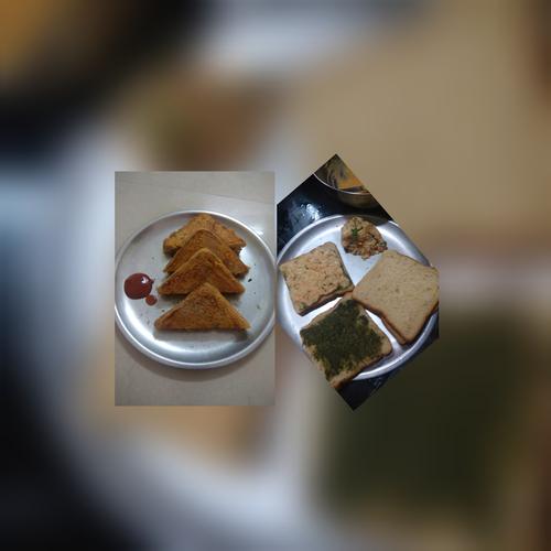 Aloo Paneer Bread Pakoda
