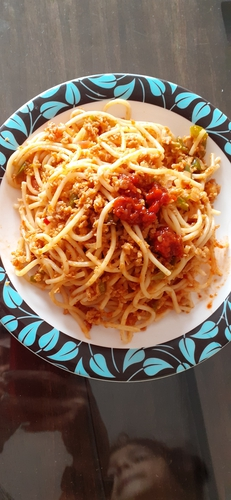 Soya Spaghetti