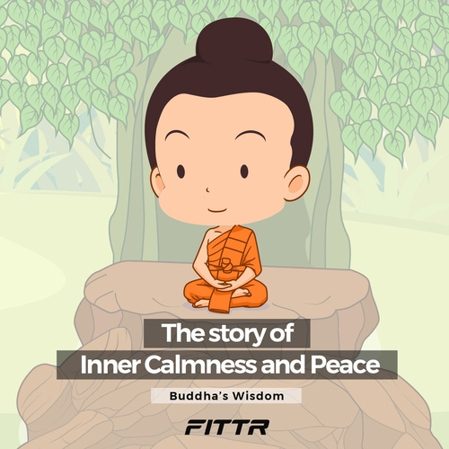 The story of Inner Calmness and Peace