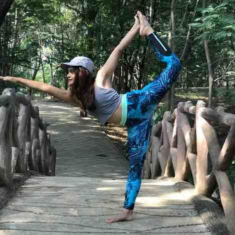 Yoga For Balance - Natarajasana (Lord Of Dance Pose)