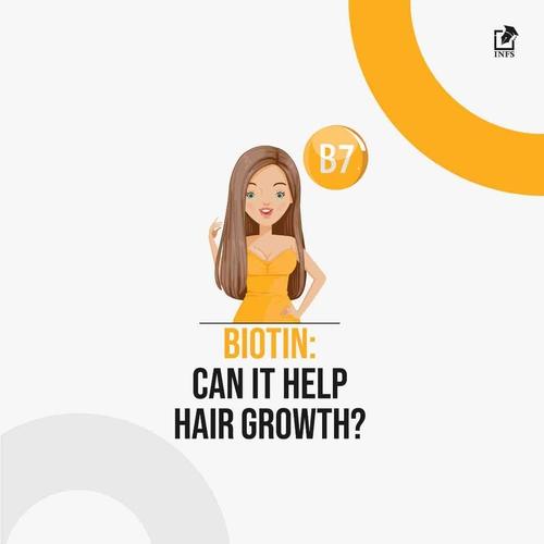 Biotin: Can It Help Hair Growth?
