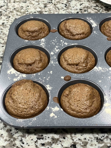 Protein Cup Cakes