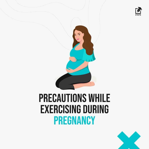 Precautions While Exercising During Pregnancy
