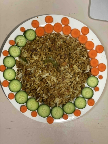 soya fried rice