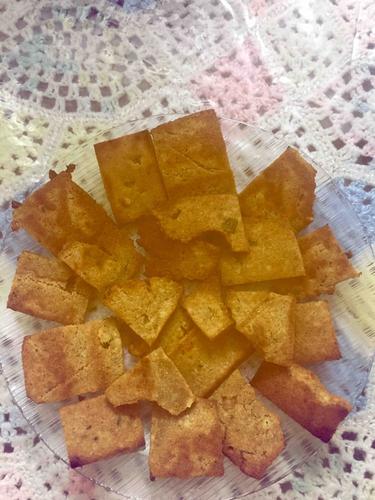 soya nachos