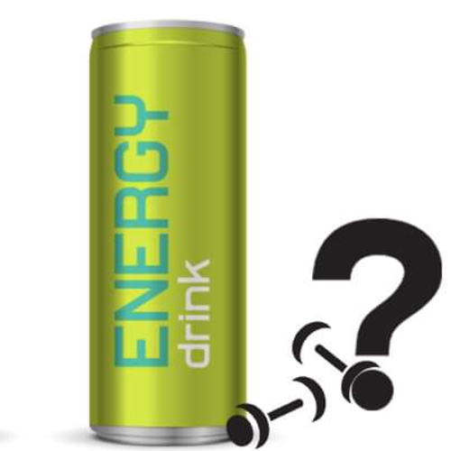 Is it good to take an Energy drink before the GYM?
