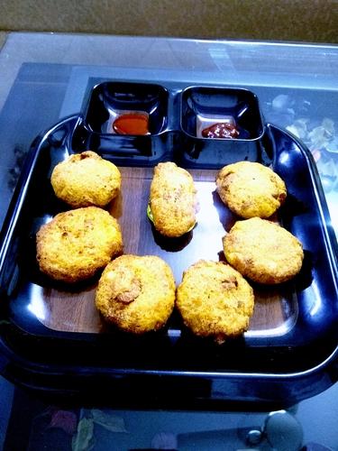 Potato Soya Bread Cutlets