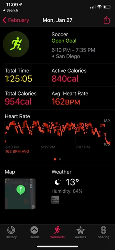 Fitness Trackers and Calories Burnt
