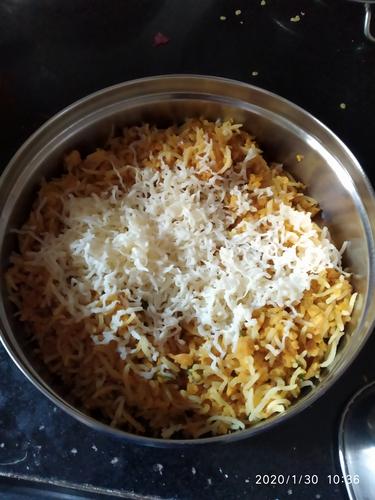 Cheese soya Rice