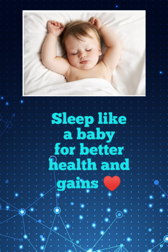 Importance of Sleep for overall Health and Fitness