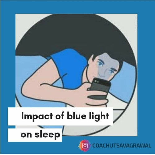 Your Smartphone Making You Sleep Less