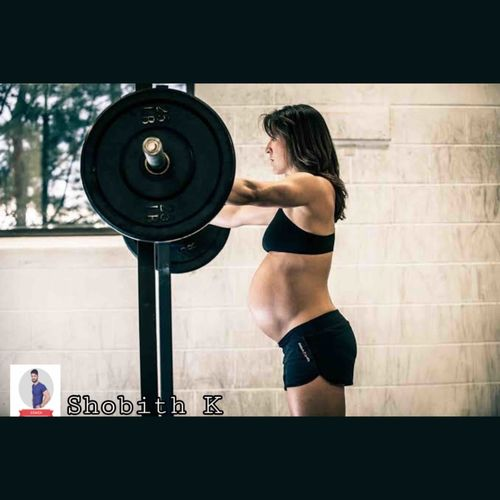 Pregnancy and weight training !!