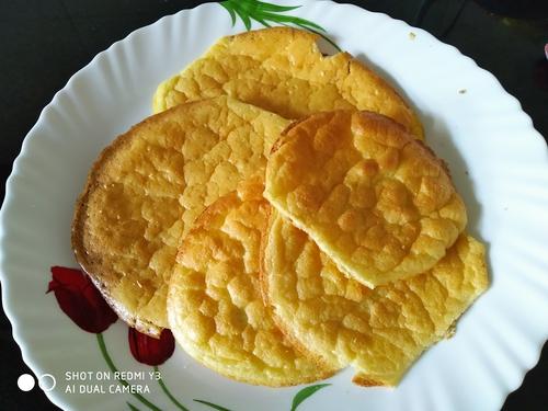 cloud bread/ naan