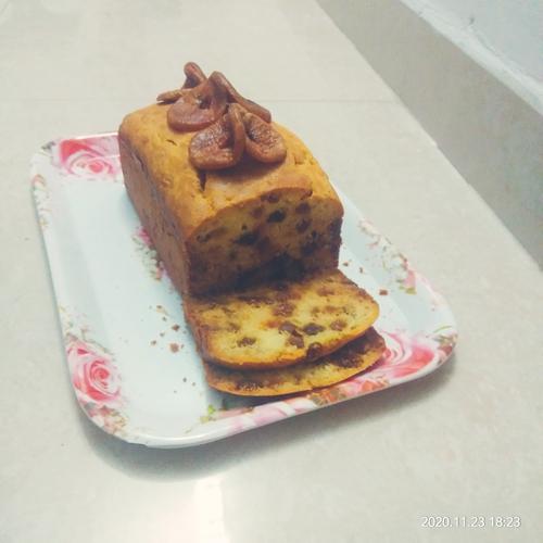 Fig Cardamom Cake